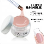 "Żel UV COVER BUILDER MAGOLIE make up  ""basic serie"""