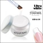 Ultra natural White żel UV & LED