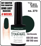GEL Polish 15ml - soak off  - Royal Wild Dog no. 273