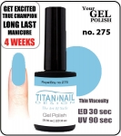 GEL Polish 15ml - soak off  -  Royal Boy no. 275