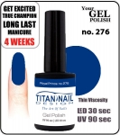 GEL Polish 15ml - soak off  -  Royal Prince no. 276