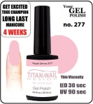 GEL Polish 15ml - soak off  -  Royal Girl no. 277