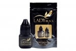 Wimpernklebe - SKY Lady Black 5ml -Sensible Wimpernkleber -  Latex- und Formaldehydfrei