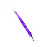 sparkwheel purple with a rubber tip