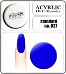 27 standard navy - 2g. Acrylic colour powder