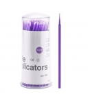 Applikator for eyelash - 1.0mm - purple