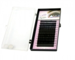 Mink Eyelashes Mink thickness: 0.20 length: 7-15 mm twist: D - black
