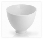 Silicone Bowl - white