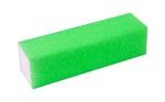 Buffer Block Files Neon green