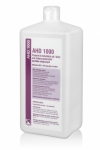 AHD 1000 - liquid hand sanitizer and skin 1L