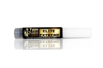 Elite Extreme S - Drying Time: 1-2 seconds  Latex Free & Formaldehyde Free 2ml