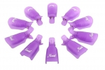 CLIPS TO DOWNLOAD INFORMATION PAINT DISPOSAL OF HYBRID 10 PCS violet