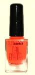 Enamel paint nail capacity: 9ml - neon orange