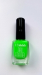 Enamel paint nail capacity: 9ml - neon green