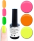 12 ml  Gel Polish - 15 ml - Neon Colors