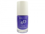 Gel Lacquer - purple_4D-N6