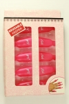CLIPS TO REMOVE PAINT HYBRID - 10 PCS. - pink