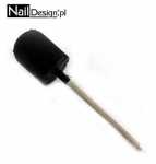 Nail Care Equipment round rubber mandrel Pedicure Tool 16 mm