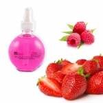 Strawberry- raspberry Cuticle Oil With Vitamins A, E, F & H - 75ml