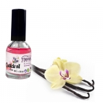 Vanilla Cuticle Oil With Vitamins A, E, F & H - 10ml