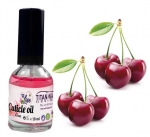 Cherry Cuticle Oil With Vitamins A, E, F & H - 10 ml