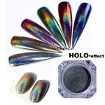 HOLO RAINBOW EFFECT - holographic pollen