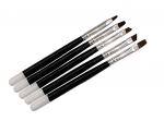 Professional Gel Nail Art Brush Set 5 pieces