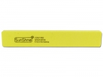 1 x professional-grade file yellow Grit 100/180