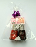 The Holiday Kit - varnishes revlon top speed - 400 Ignite & 552 Spice It Up