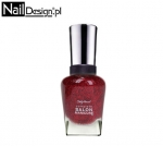 Lakier do paznokci Sally Hansen - SALON MANICURE Downtown Rubies 14.7ml