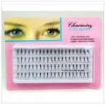 Tufts Eyelash Charming Black - form C, 12 mm, 10 lash in clump