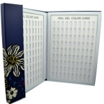 Professional Wzronik album for varnishes Flower (216 seats)