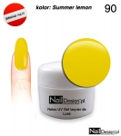 Relax UV Lackier GEL Polish Hybrid 5ml - Summer lemon (90)