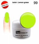 Relax UV Lackier GEL Polish Hybrid 5ml - Lemon Grass (99)