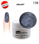 Relax UV Gel Polish Lackier Soak Off 5ml - Galaxy (138)