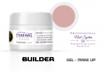 Master Line Builder Gel POWDER ROSE UV & LED Gel 50ml