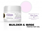 Perfection builder gel builder&base pinky klar 50ml