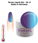 Thermo Liquid Gel - Made in Germany 5 ml - #8