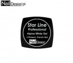 Star line Professional Alpine white UV Gel 5ml
