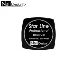 Star Line Professional BASE Gel 5 ml Medium-Dense