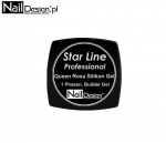 Star Line Professional QUEEN ROSA Silikon Żel 5 ml
