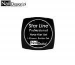 Star Line Professional Rose Klar żel 5ml