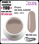 UV colore Gel 5 ml TND - 111 - pure schlamm