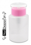Bottle for fluids 170ml - Pink