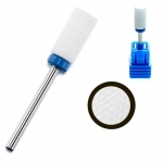 Professional drill - for pulling  gel,  acrylic, manicure and pedicure - cone M