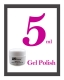 5 ml Gel Polish Colors - UV-Nagellack