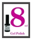 GEL POLISH - UV Nailpolish 8ml