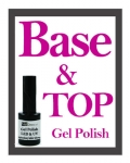Gel Polish -  Base & TOP