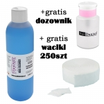Profi Studio Line Cleaner 1000ml + GRATIS dispenser + Nailwippes