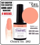 GEL Polish 15ml - soak off - Chiara (no. 282)